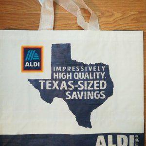 ALDI shopping bag Texas